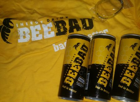 Collaborazione BeeBad Energy Drink